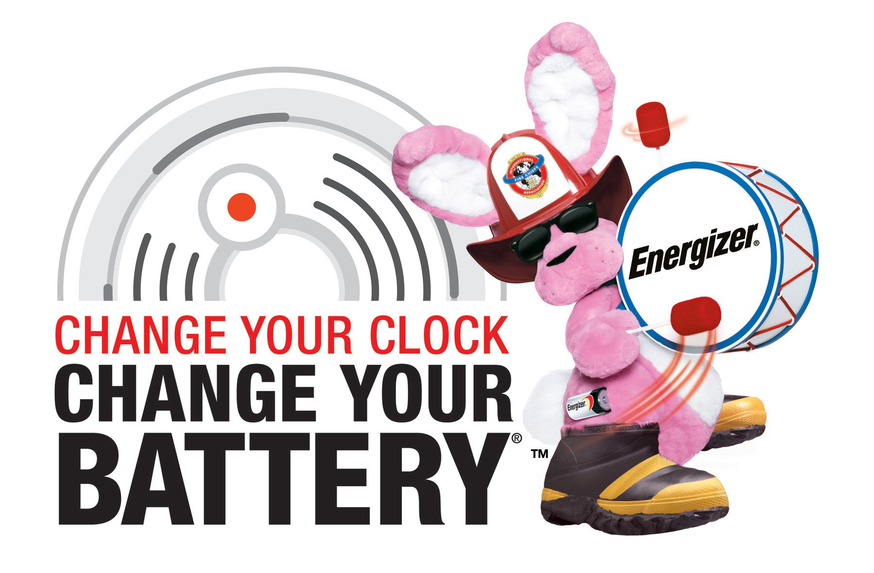 Change Your Clock, Change Your Battery